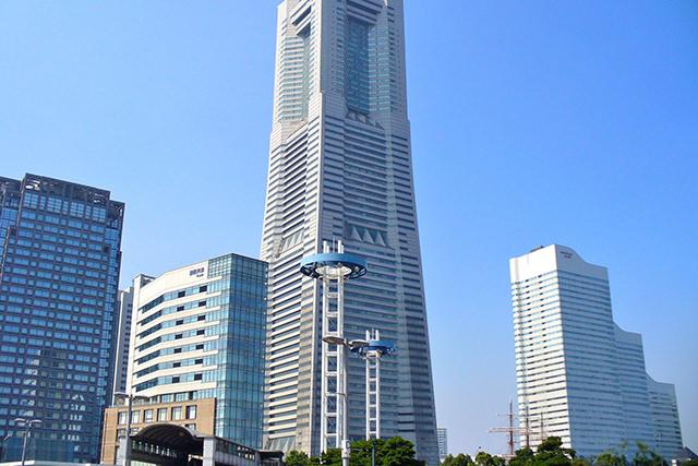 ビジネスの拠点としても、拡大し続ける横浜